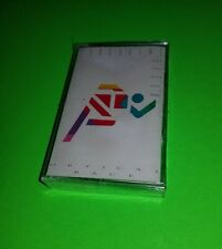 Tangerine Dream - Optical Race 1988 Cassette - Still Sealed New - Rare