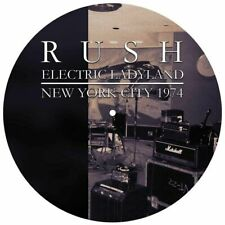 Rush (Band) - Electric Ladyland New York City Picture Disc Vinyl LP