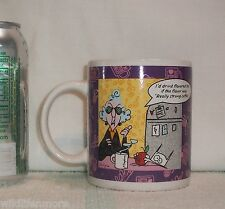 HALLMARK John Wagner MAXINE If not for Stress I'd have no energy at all MUG Cup