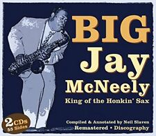 Big Jay McNeely - King Of The Honking Sax [CD]