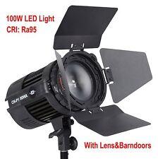 Nanguang 100W LED Fresnel Light CN-P100WA LED Spotlight for Photography Video