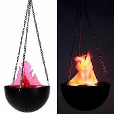 Unido Box Hanging Flame LED Light Party Special Effect Medieval Fire Decor Safe