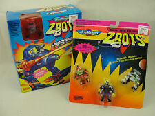Micro Machines ZBots Joggernot w/ Orbert IN BOX MOC Gripper Robar Armatron 1993