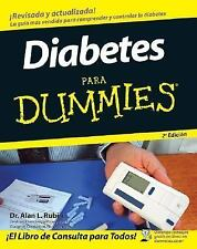 Diabetes Para Dummies (Spanish Edition)