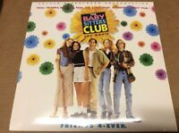 The Baby-Sitters Club The Movie LaserDisc LD RARE SEALED BRAND NEW