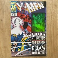 X-Men (1993) #25 Gambit hologram Marvel comics