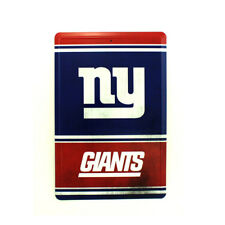 New York Giants Tin Sign, Vintage Style