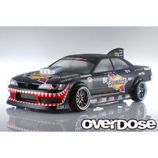Overdose Toyota JZX90 Mark II Clear Body Set MASUDA RACING Graphic Decal #OD2372