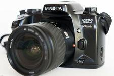 Minolta AF Dynax 600 si Classic film camera + AF Zoom 28 - 80 mm f: 3.5 - 5.6