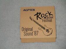 New listing Agptek Mini Mp3 Player 8gb (up to 128gb) Model - M30G mini mp3 player - Black