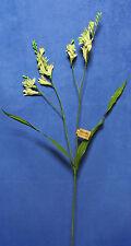 "Six Quality 27""  Choose Montbrettia Filler Artificial Faux Silk Flower Spray"
