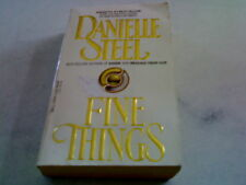 DANIELLE STEEL: FINE THINGS (PB) *T21*