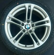 """BMW 5 SERIES F10 F11 STYLE 613M 18"""" 9J REAR ALLOY WHEEL AND TYRE X1"""