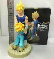 Cartoon Anime Dragon Ball Z Vegeta Torankusu Trunks Statue PVC Figure Model Doll