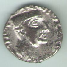 ANCIENT INDIA NAHAPANA SILVER DRACHM RARE SILVER COIN