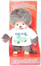 Monchhichi 252540 NY Cab Tee Boy, TAXI / NY MADISON SQUARE, 20 cm, Sekiguchi