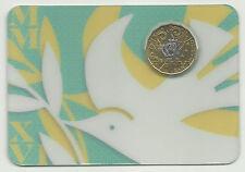 """Coincard 5 euros SAINT MARIN 2016 """"Jubilé de la Miséricorde""""  82 600 exemplaires"""