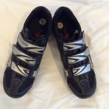 Specialized black road shoes size 8  Euro 42