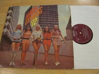 LP Amiga Express 1972 Various Was für ein Mädchen  Vinyl Amiga DDR 8 55 300