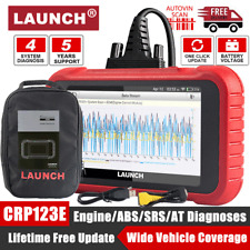 2021NEW LAUNCH X431 CRP123E OBD2 Diagnostic Scanner ABS SRS AT Fault Code Reader
