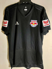 Adidas MLS Jersey New York Red Bulls Team Black sz M