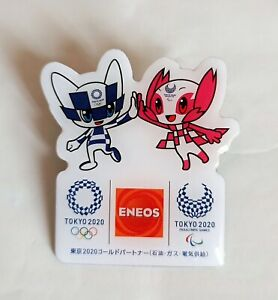 Brand New Eneos Tokyo 2020 olympic pin