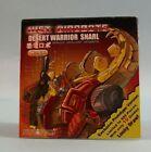 WST Dinobot G1 - Desert Warrior Snarl - Transformers Justitoys 2006 SEALED For Sale