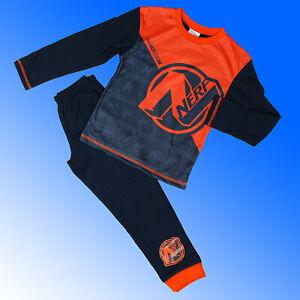 Boys NERF Pyjamas Hasbro Blast  Nerf Nation Age 3 4 5 6 7 8 9 10 11 12 Years