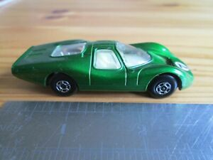 Matchbox Superfast #45 - Ford Group 6. Green. VGC