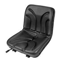 Sitz für Aufsitzmäher Rasentraktor Minibagger Staplersitz Gabelstaplersitz GC006