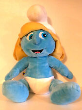 BUILD A BEAR WORKSHOP 2011 – Smurfette - Plush Toy Animal - 16 inches