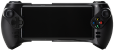 Control de juego móvil P/1 juego glap para Android para pantallas de hasta 7.5 pulgadas abierta