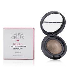 NEW Laura Geller Baked Color Intense Shadow - # Rasin 2g Womens Makeup