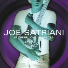 JOE SATRIANI Is There Love In Space? 2 x 180gm Vinyl LP NEW SEALED Mov