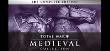 Medieval: Total War - Collection PC *STEAM CD-KEY* 🔑🕹🎮