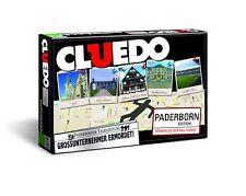 Cluedo Paderborn Brettspiel Gesellschaftsspiel Detektivspiel Detektiv Spiel