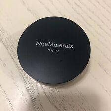 "BARE MINERALS Matte Foundation SPF 15 ""Neutral Tan 21"" Full Size  0.21oz NWOB"