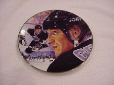 "SWEET Wayne Gretzky ""The Great One"" Gartland Collector Plate, Los Angeles Kings!"