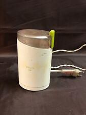 Kaffeemühle- Krups 50 - Type 317 - Vintage funktionstüchtig #1897