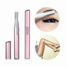 Hot Stylish Electric Face Eyebrow Hair Body Blade Razor Shaver Remover Trimmer