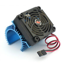 Hobbywing 5V Fan 2S and Motor Combination C1 Motor Heat Sink for RC Racing Car