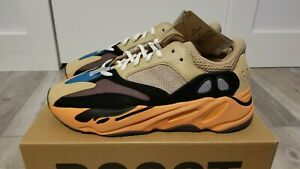 Yeezy Boost 700 Enflame Amber - Size 11, NEW, DS w/ Box