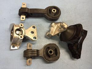 Hydraulic OEM Quality Motor Mount Kit 4PCS for 2006-2011 Honda Civic 1.8L Engine
