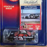 #3 Dale Earnhardt NASCAR 1/64 Diecast Car _ 1993 CHAMPIONSHIP GOODWRENCH LUMINA