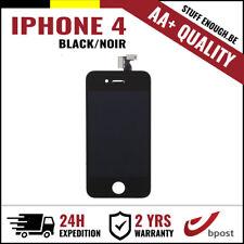 AA+ LCD TOUCH SCREEN VITRE TACTILE DISPLAY/SCHERM/ECRAN BLACK NOIR FOR IPHONE 4