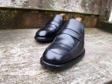 CHEANEY / CHURCH  LOAFERS – BLACK - UK 6 – JACKSON - EXCELLENT  CONDITION