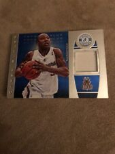 2013-14 Totally Certified Caron Butler BLUE 40/99 Relic Patch Bucks