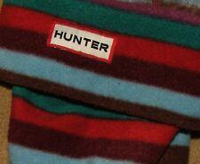 Hunter Botas Wellington Chicas Chicos Polar Calcetín Calentador Liner-Tamaño Pequeño Reino Unido 13-2