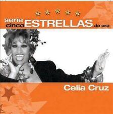 Cruz, Celia : Serie Cinco Estrellas De Oro CD