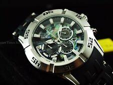 NIB! Invicta Men's 50mm Sea Spider II Abalone Dial Chrono Poly Bracelet SS Watch